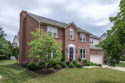 Lexington Single Family Home For Sale: 683 Gingermill Lane