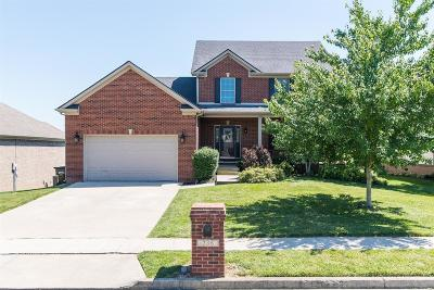 Nicholasville Single Family Home For Sale: 236 Bernie Trail