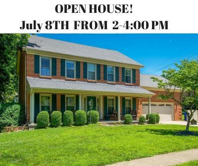 Single Family Home For Sale: 3617 Windfair Lane