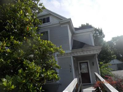 Paris Single Family Home For Sale: 330 2nd Street