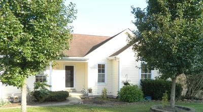 Nicholasville Single Family Home For Sale: 204 Bridgeside Drive