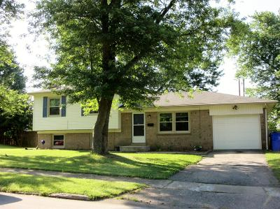 Single Family Home For Sale: 3266 Aqueduct Drive