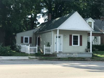 Midway Single Family Home For Sale: 105 N Winter Street