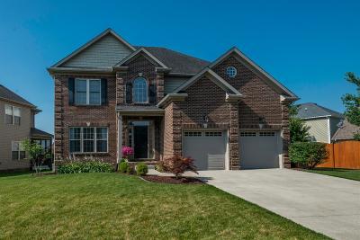 Lexington Single Family Home For Sale: 1212 Old Silo Lane