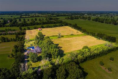 Anderson County, Fayette County, Franklin County, Henry County, Scott County, Shelby County, Woodford County Farm For Sale: 1200 Harp Innis Road