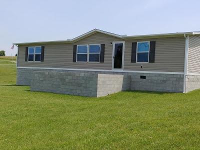 Flemingsburg KY Single Family Home For Sale: $90,000