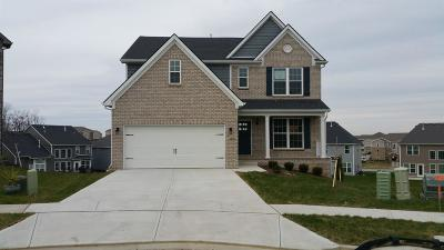 Nicholasville Single Family Home For Sale: 101 Waxwing Lane