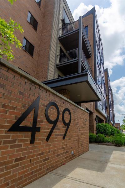 Lexington Condo/Townhouse For Sale: 499 E High Street #403