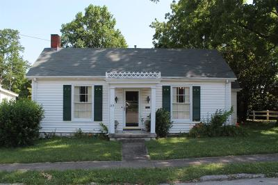 Nicholasville Single Family Home For Sale: 203 Broadway Street