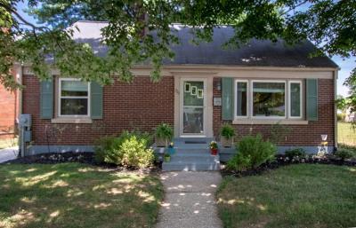 Lexington Single Family Home For Sale: 223 Bassett Avenue
