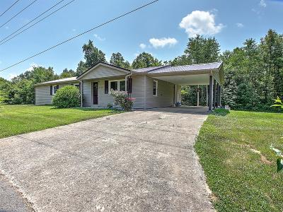 Single Family Home For Sale: 2045 Hwy 619