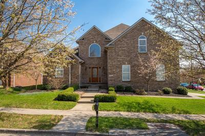 Single Family Home For Sale: 900 Hammock Oak Lane
