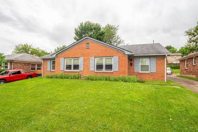 Anderson County, Fayette County, Franklin County, Henry County, Scott County, Shelby County, Woodford County Multi Family Home For Sale: 1271 Alexandria Drive