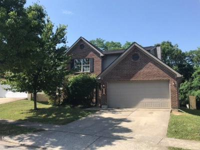 Lexington Single Family Home For Sale: 3689 Laredo Drive