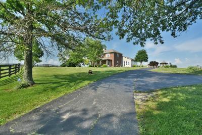 Harrodsburg Single Family Home For Sale: 1581 Louisville Road