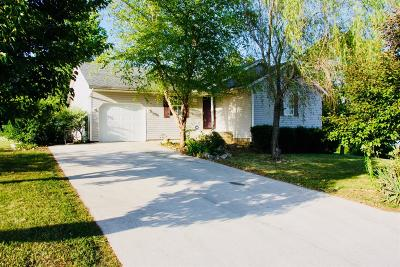 Somerset Single Family Home For Sale: 495 Aqua Trl