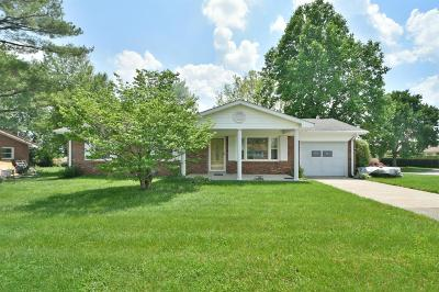 Madison County Single Family Home For Sale: 102 Rebecca Drive