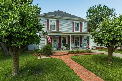 Nicholasville Single Family Home For Sale: 217 Broadway Street