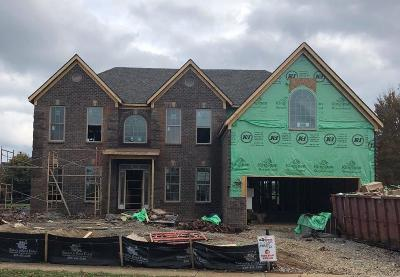 Georgetown Single Family Home For Sale: 139 St Andrews Way