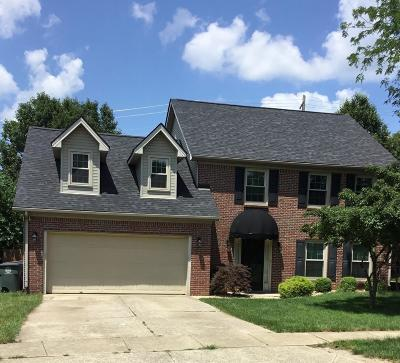 Fayette County Single Family Home For Sale: 3813 Muirfield Place