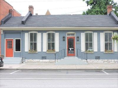 Frankfort Single Family Home For Sale: 333 W Broadway Street