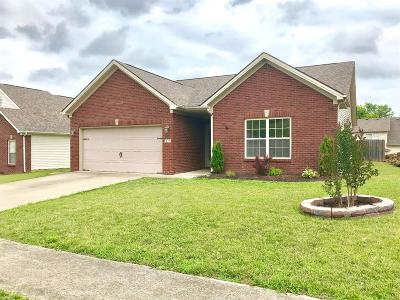 Single Family Home For Sale: 373 Oxford Circle