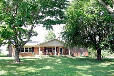 Single Family Home For Sale: 1414 Alton Station Road