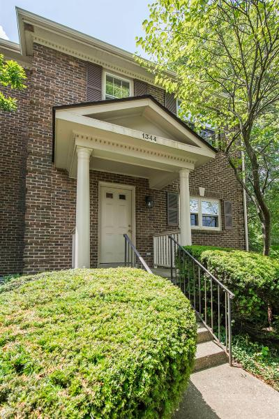 Single Family Home For Sale: 1344 Gray Hawk Road