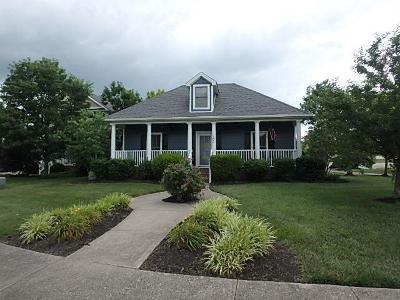 Scott County Single Family Home For Sale: 101 Rock Bridge Ct
