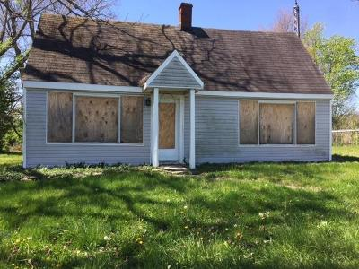 Stanford KY Single Family Home For Sale: $28,900