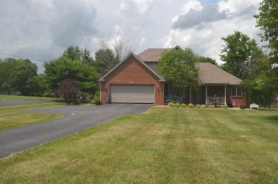 Harrodsburg Single Family Home For Sale: 257 Shannon Oaks