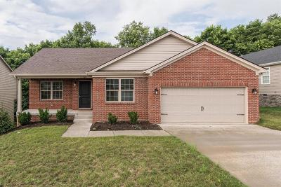 Nicholasville Single Family Home For Sale: 1140 Orchard Drive