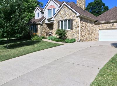 Lexington Single Family Home For Sale: 3516 Lyon Drive