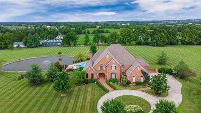 Nicholasville Single Family Home For Sale: 912 Chandamere Way