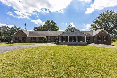 Lexington Single Family Home For Sale: 6202 Old Richmond Road