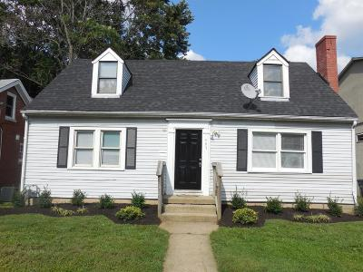 Single Family Home For Sale: 407 Delcamp Drive