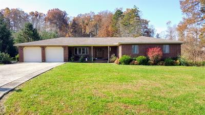Corbin Single Family Home For Sale: 77 Horse Creek Road
