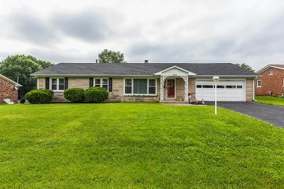 Georgetown Single Family Home For Sale: 900 Shoshoni Trail