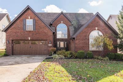 Lexington Single Family Home For Sale: 1216 Angus Trail