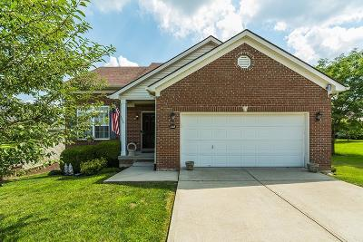 Richmond Single Family Home For Sale: 448 Greathouse Drive