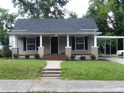 Corbin Single Family Home For Sale: 406 W 4th Street