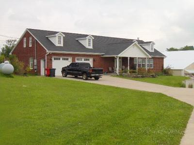 Richmond Single Family Home For Sale: 1550 Four Mile Road