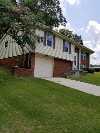 Corbin Single Family Home For Sale: 1507 Sherwood Drive
