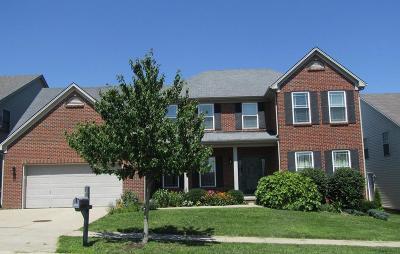 Lexington Single Family Home For Sale: 2912 Majestic View Walk