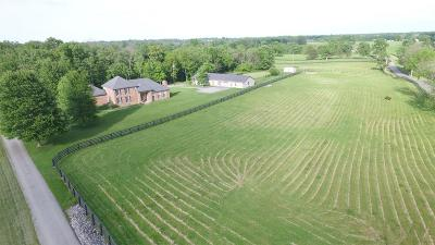 Anderson County, Fayette County, Franklin County, Henry County, Scott County, Shelby County, Woodford County Farm For Sale: 744 Carrick Pike