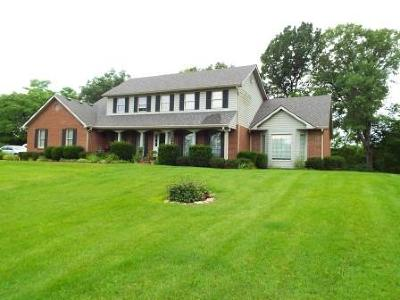 Frankfort Single Family Home For Sale: 1000 Hanley Lane
