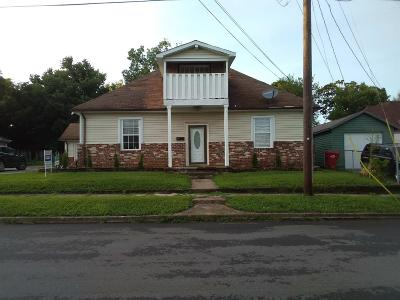Nicholasville Multi Family Home For Sale: 101 W Brown