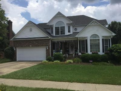 Nicholasville Single Family Home For Sale: 200 Ramblewood Way