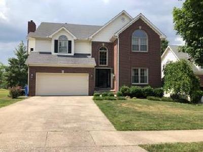 Lexington Single Family Home For Sale: 657 Winter Hill Lane
