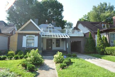 Lexington, Frankfort, Nicholasville, Berea, Richmond, Georgetown, Sadieville, Stamping Ground Single Family Home For Sale: 218 Clay Avenue